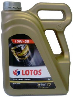 LOTOS SYNTHETIC A5/B5 SAE 5W-30 5л.