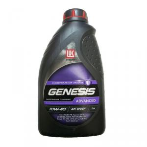 Lukoil Genesis Advanced 10w-40 SN/CF 5л.