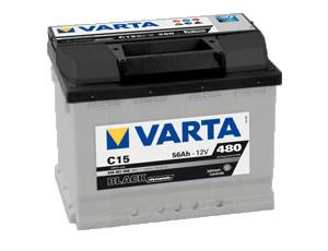 Varta Black Dynamic 56