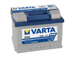 Varta Blue Dynamic 60 евро (560408)