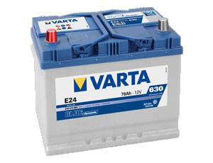 Varta Blue Dynamic 70 евро