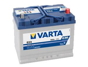 Varta Blue Dynamic 70 снг