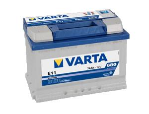 Varta Blue Dynamic 74